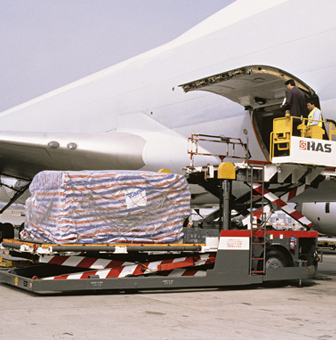 CARGO TRANSPORTATION BY AIR